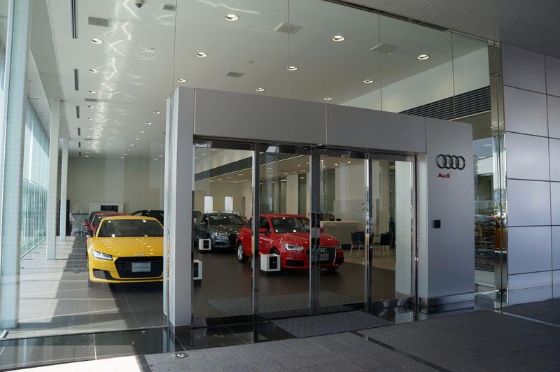 Audi 長崎.JPG