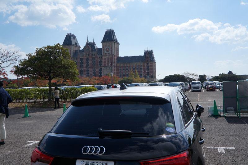 Audi ハウステンボス.JPG