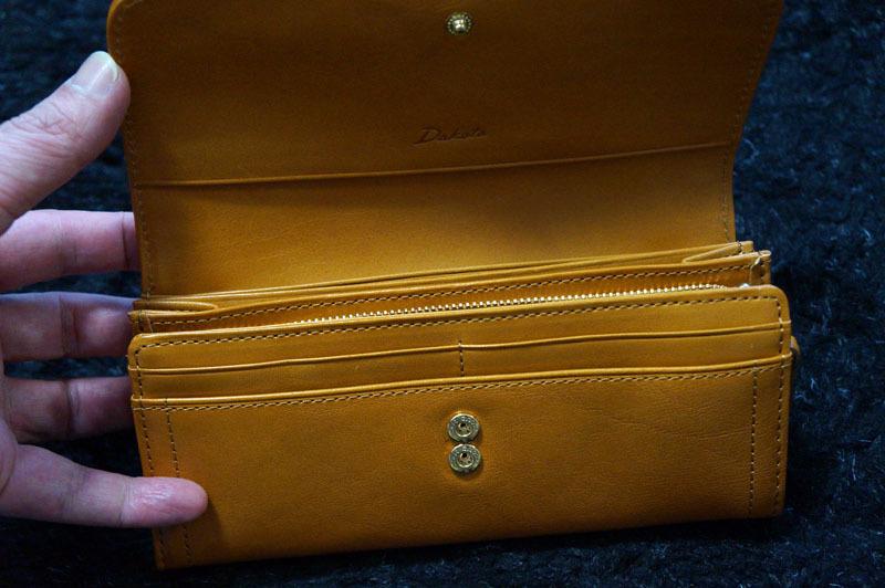 ダコタ 財布 レディース 2.JPG
