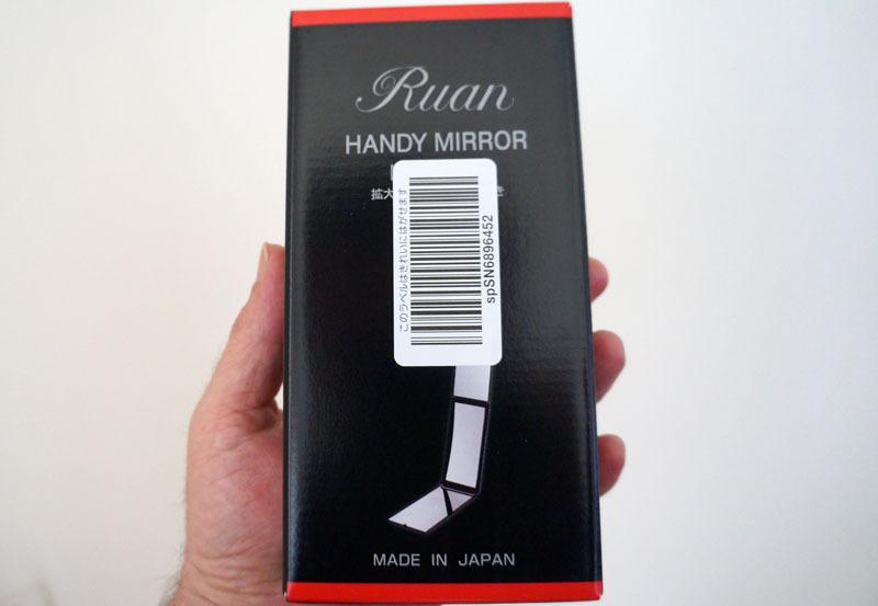 ルアン ハンディミラー 携帯四面鏡 1.JPG