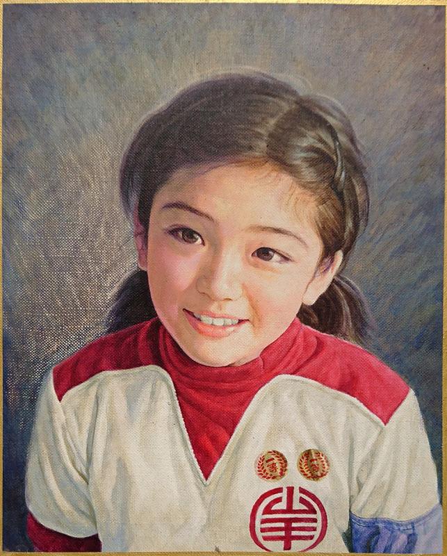 娘 肖像画.JPG