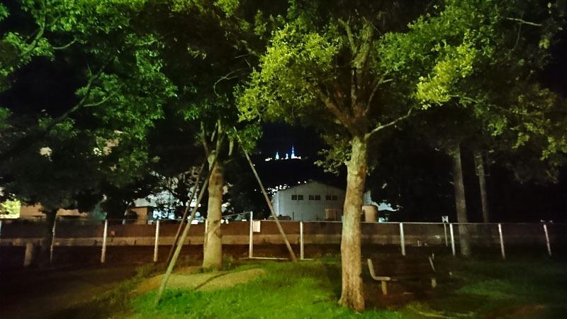 長崎 夜 公園.JPG