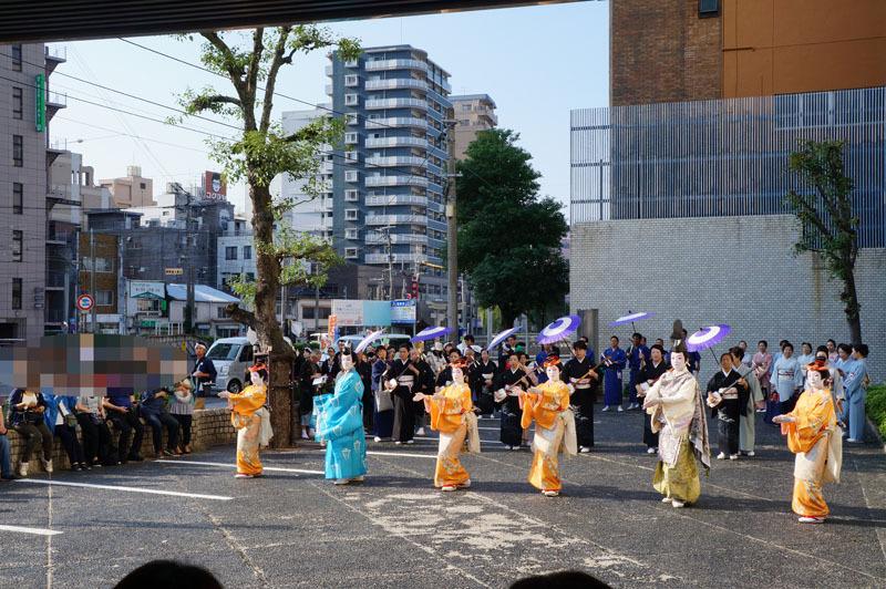 長崎くんち 築町 本踊 1.JPG