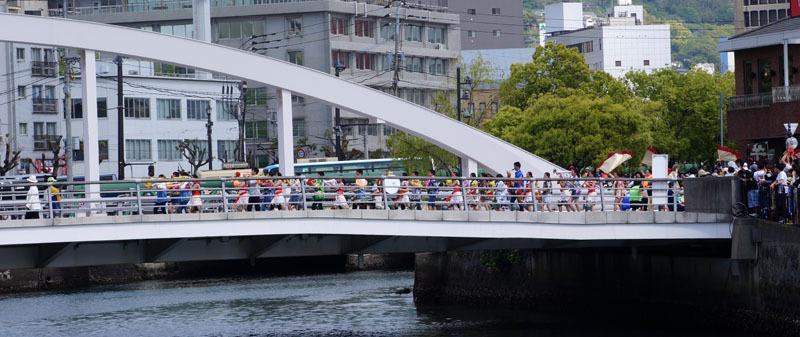 長崎帆船まつり ディズニーパレード 10.JPG