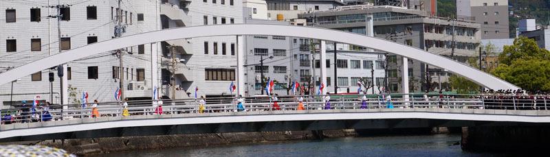 長崎帆船まつり ディズニーパレード 13.JPG