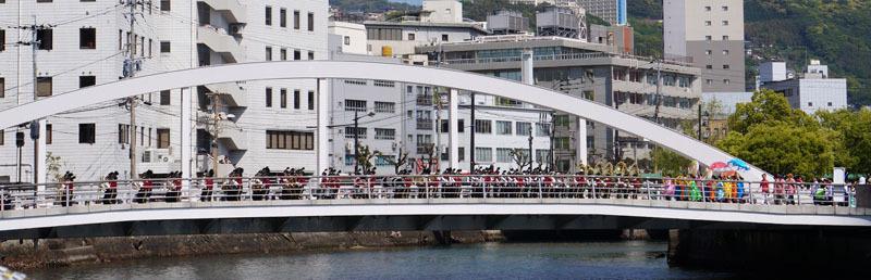 長崎帆船まつり ディズニーパレード 14.JPG