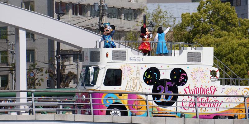 長崎帆船まつり ディズニーパレード 17.JPG