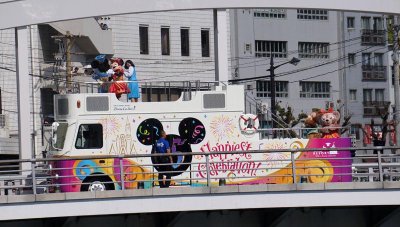 長崎帆船まつり ディズニーパレード 19.JPG