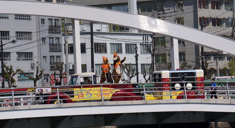 長崎帆船まつり ディズニーパレード 20.JPG