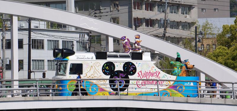 長崎帆船まつり ディズニーパレード 22.JPG