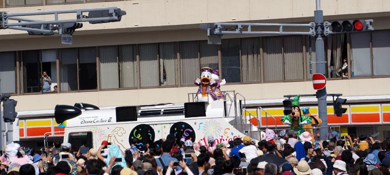 長崎帆船まつり ディズニーパレード 24.JPG