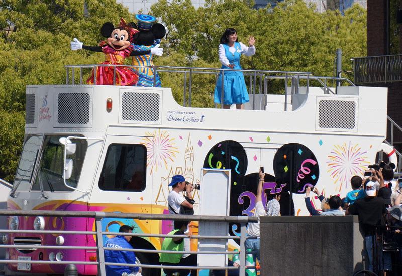 長崎帆船まつり ディズニーパレード 26.JPG