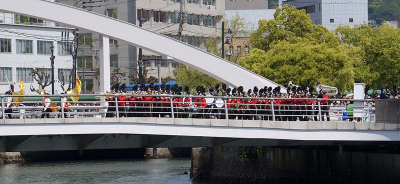 長崎帆船まつり ディズニーパレード 7.JPG