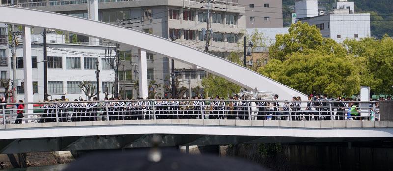 長崎帆船まつり ディズニーパレード 8.JPG