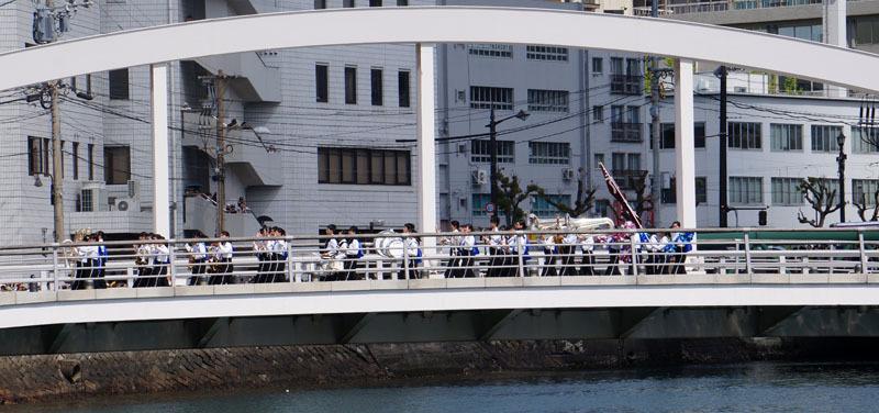 長崎帆船まつり ディズニーパレード 9.JPG