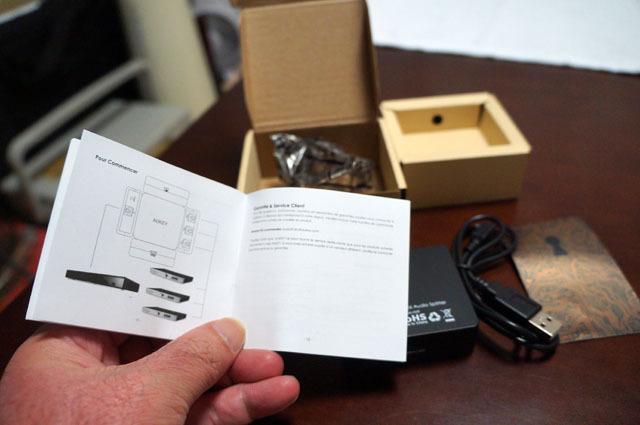 AUKEY SPDIFTosLink 光デジタル音声分配器 (2).JPG