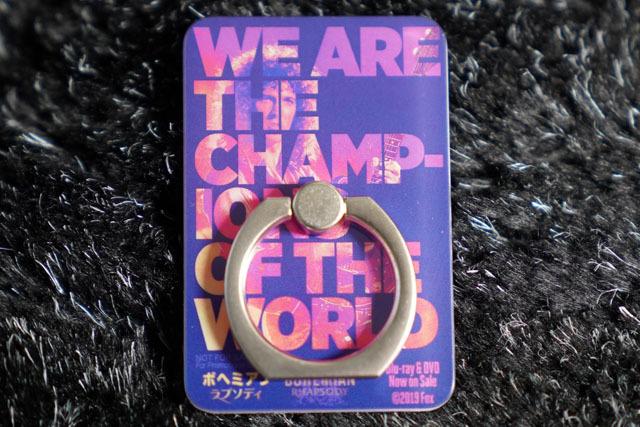 「WE ARE THE CHAMPIONS」ブライアン・メイ.JPG