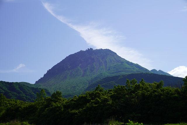 しまばら火張山花公園 普賢岳 10.JPG