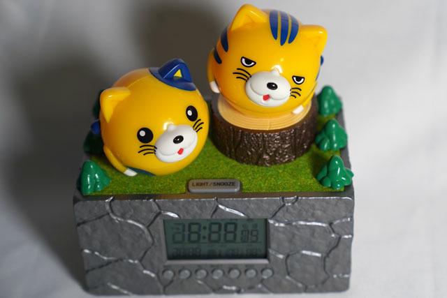 なぁ~ネコ電波置き時計プレゼントキャンペーン当選 (1).JPG