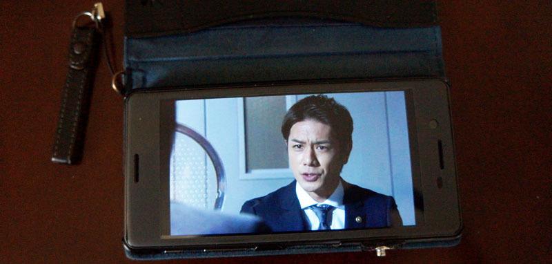 スマホの画面をテレビに写す 5.JPG