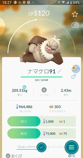 ナマケロ コミュニティデイ (6).jpg