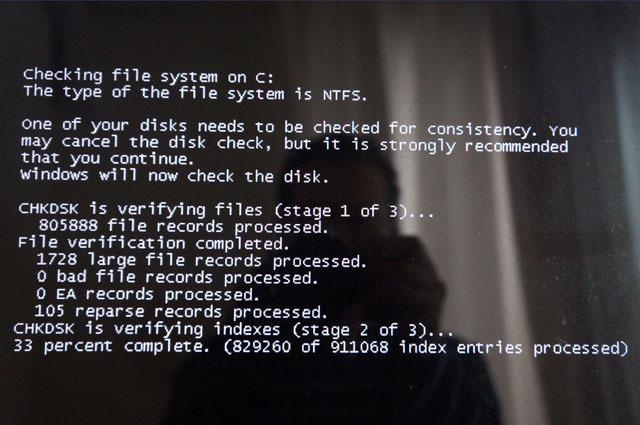 パソコントラブルCHKDSK (4).JPG