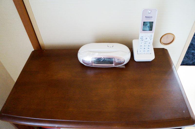 パナソニック デジタルコードレス電話機 3.JPG