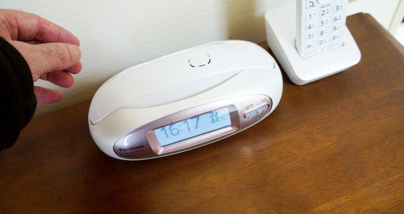 パナソニック デジタルコードレス電話機 5.JPG