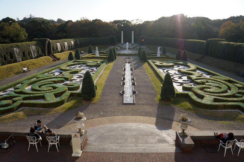 パレスハウステンボス宮廷庭園 1.JPG