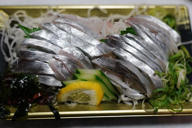 太刀魚のお刺身.JPG