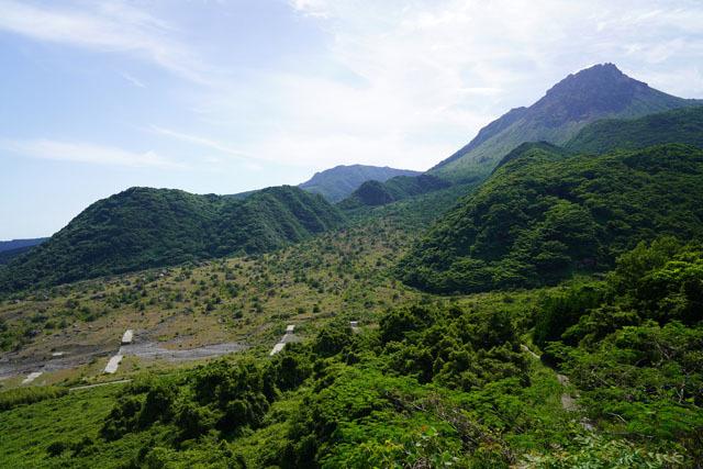 普賢岳 砂防ダム 1.JPG