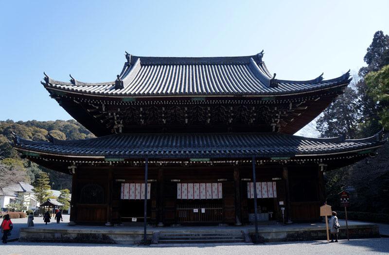 泉涌寺 (せんにゅうじ)3.JPG