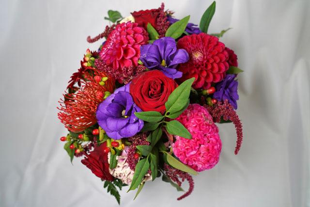結婚記念日 花の贈り物 (7).JPG