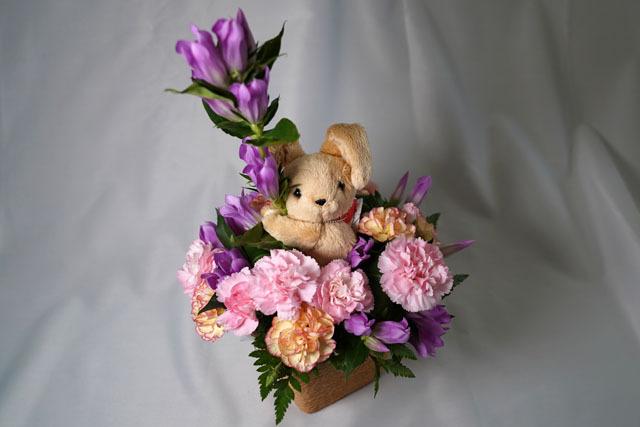 結婚記念日 花の贈り物 (9).JPG