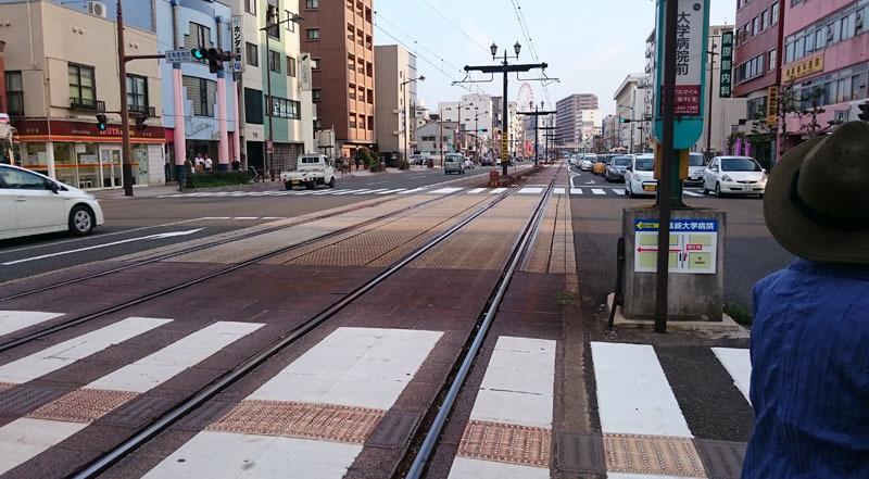 路面電車の線路.JPG