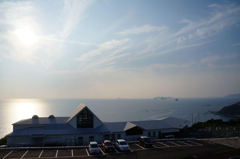 道の駅 夕陽が丘そとめ 1.JPG