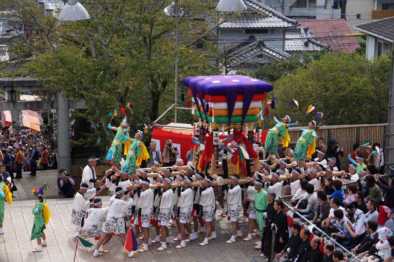 長崎くんち 上町 コッコデショ 1.JPG