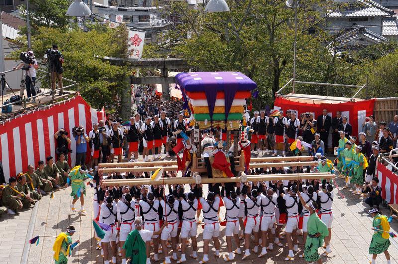 長崎くんち 上町 コッコデショ 4.JPG