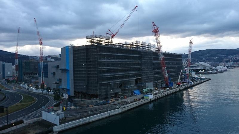 長崎県庁舎建設工事現場2017.1.27.JPG