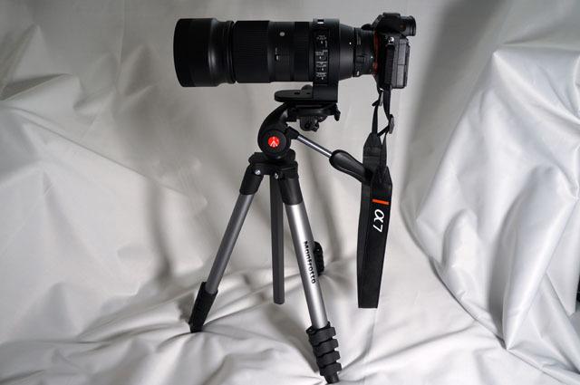 F-Foto 三脚座 for シグマ SIGMA 100-400 mm F5-6.3 DG OS HSM 用 (7).JPG