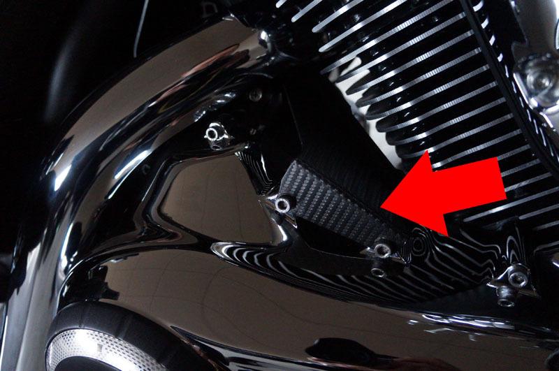 Kawasaki VN1700 VOYAGER ABS 車検 10.JPG