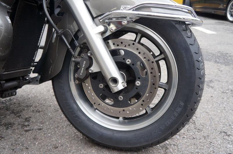 Kawasaki VN1700 VOYAGER ABS 車検 6.JPG