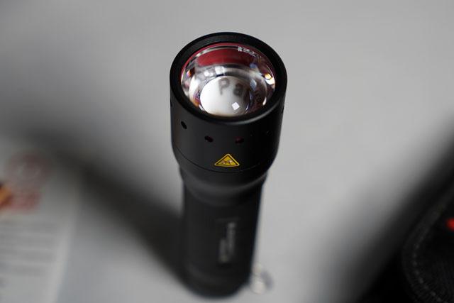 Ledlenser(レッドレンザー) LED懐中電灯 (4).JPG